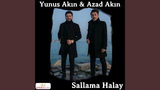 Gambar cover Sallama Halay (feat. Azad Akın)