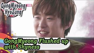 "[We got Married4] 우리 결혼했어요 - Jung Hesung ""we should kiss"" 20170218"