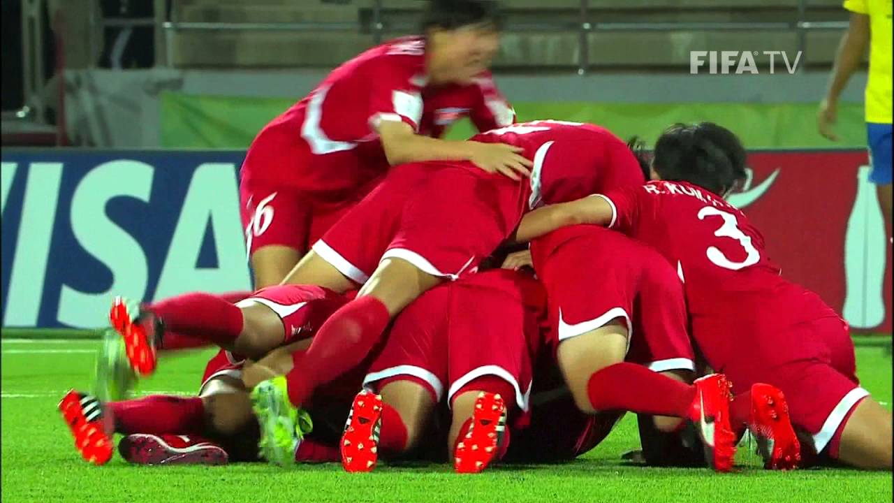 Match 14: Brazil v Korea DPR - FIFA U17 Women's World Cup Jordan 2016