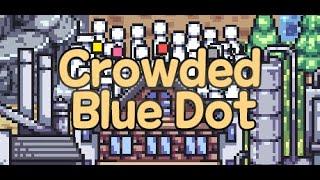 8550원 짜리 도시건설 게임(Crowded Blue …