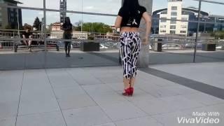 Kizomba lady style, Daria Savran, Game of Kiz,