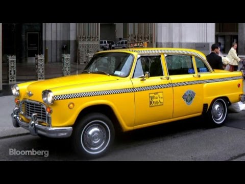 Checker Cab London >> One Superfan Is Saving Checker Cabs From Extinction