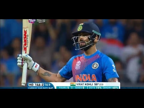 ICC T20   West Indies vs India   Semi-Final 2   Highlights Match   2016