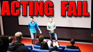 ACTING CLASS GONE WRONG!
