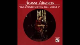 Joanne Brackeen – Live at Maybeck Recital Hall, Volume 1 (1990)
