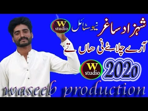 Download Latest Song 2020 | Aray chalay ni saday han ty | Shahzad Saghir | Waseeb production