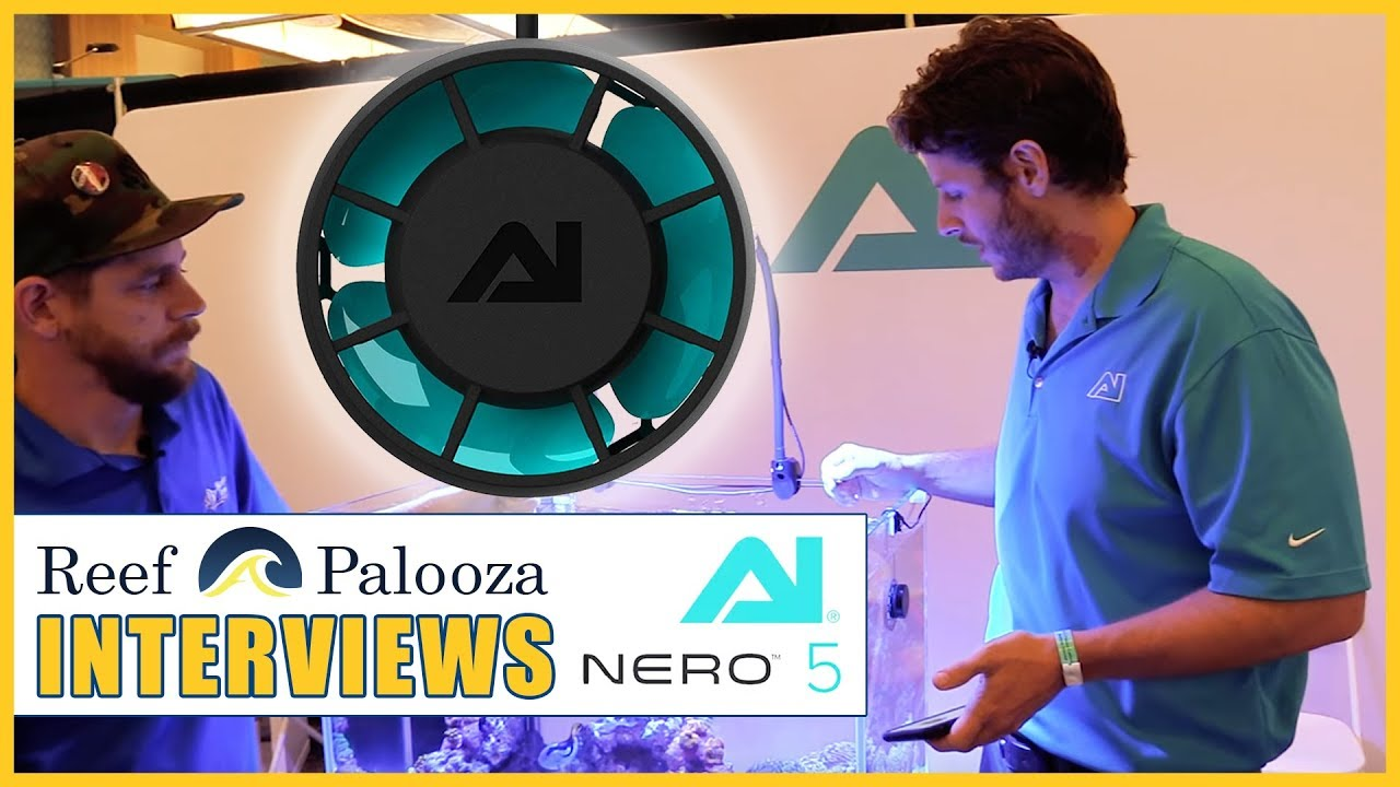 Find Out How AI Made the Nero 5 Pump So Compact and Powerful - Patrick Clasen, Aqua Illumination Thumbnail
