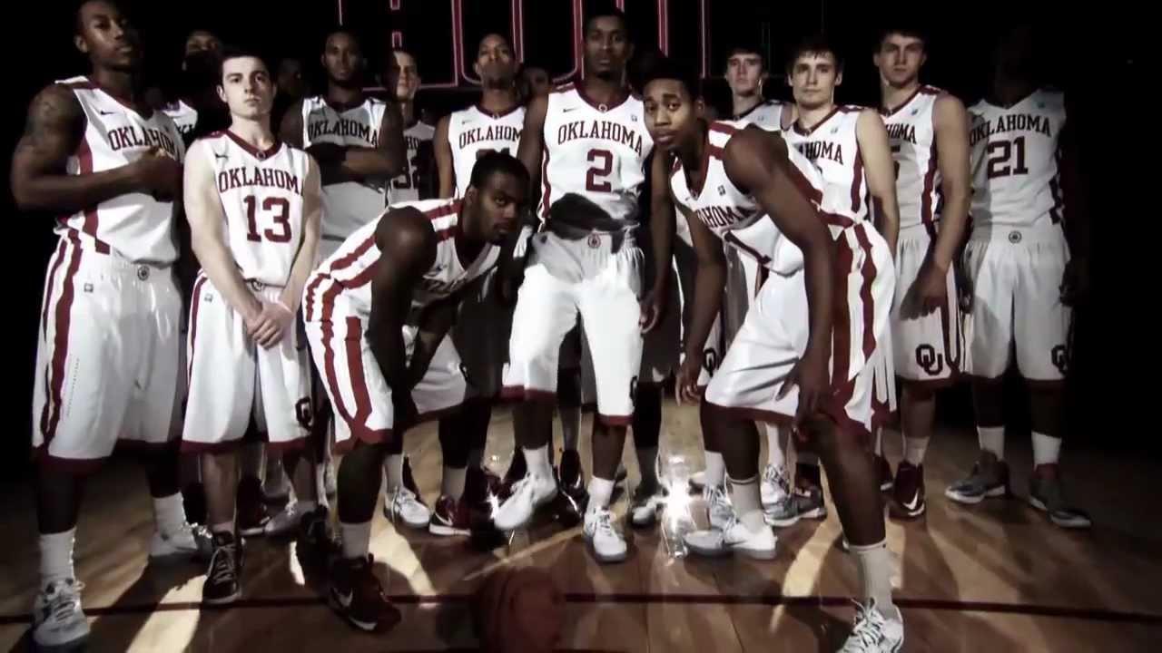 ou mens basketball team - 1280×720