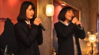 あまちゃんで足立ユイ役の橋本愛さんが、天野アキ役の 能年玲奈さんの印...