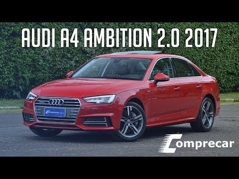 Audi A4 Ambition 2.0 2017