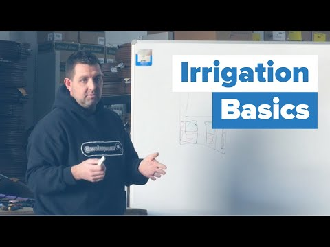 Everything You Need To Know About Installing An Irrigation System