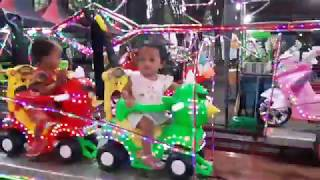 Lagu anak Indonesia - Disini senang disana senang [Naik Odong odong]