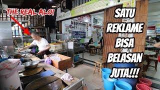 SELURUH DINDING RUMAH MAKAN INI REKLAME SEMUA!!!