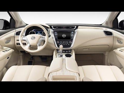 2015 Nissan Murano Interior