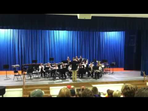 Newcomerstown Middle School Spring Band Show