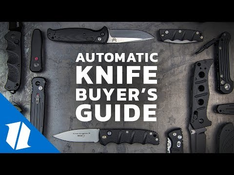 25 Automatic Knives in 22 minutes | Knife Banter Ep. 46