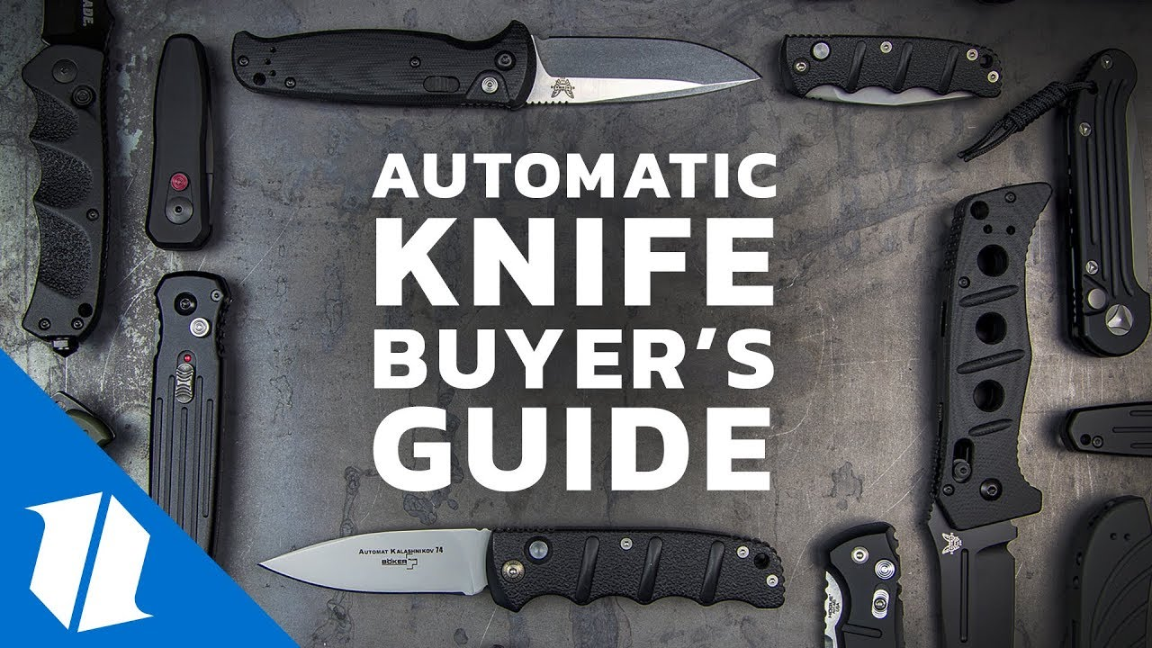 Best Automatic Knives - Top 7 Switchblades | Blade HQ