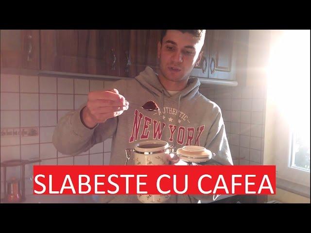 slăbește cu cafeaua)