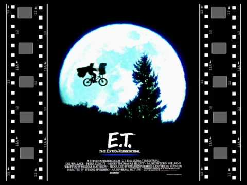 E.T. ( The Flying Theme )