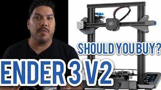Ender 3 V2 - 3D printer - should you buy or upgrade your Ender 3? Upgraded ENder 3 pro or v2?