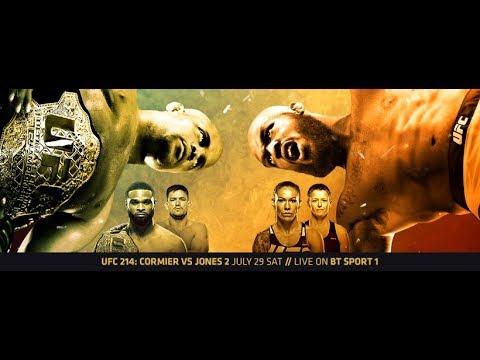 ММА-подкаст: Выпуск №132 - UFC 214: Cormier vs. Jones 2