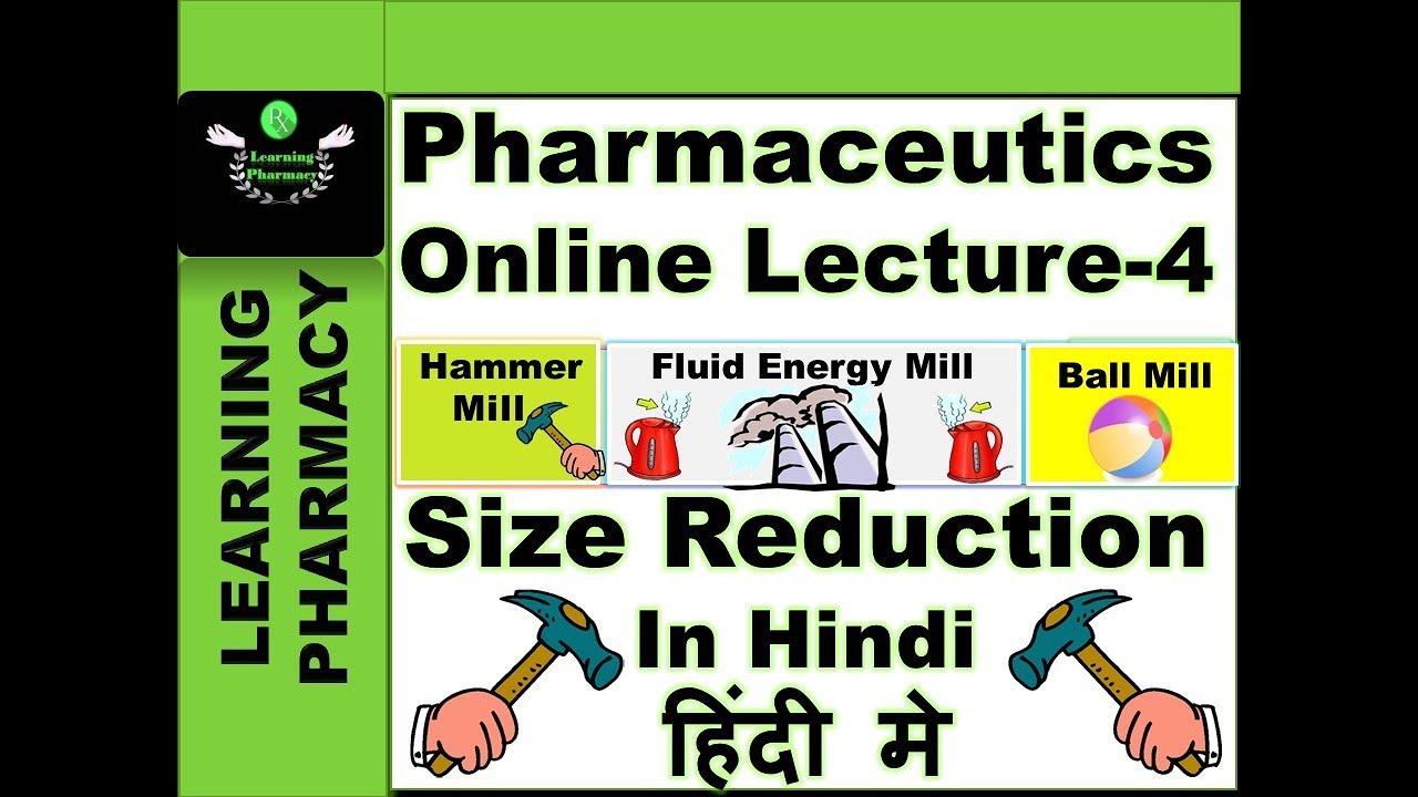 Pharmaceutics Lecture Notes Pdf