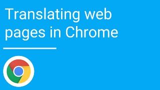 Translating web pages in Chrome thumbnail