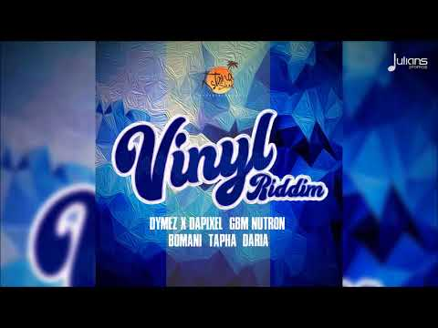 "Dymez x daPixel - Vinyl  (Vinyl Riddim) ""2018 Soca"" (St Vincent)"