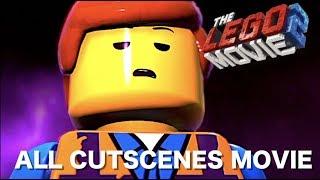 Lego Movie 2 Videogame - All Cutscenes Full Game Movie