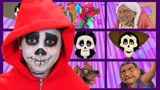 Coco | Finger Family Songs