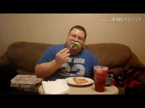 #MukbangWednesday Domino's Pizza + homemade salad from YouTube · Duration:  24 minutes 40 seconds