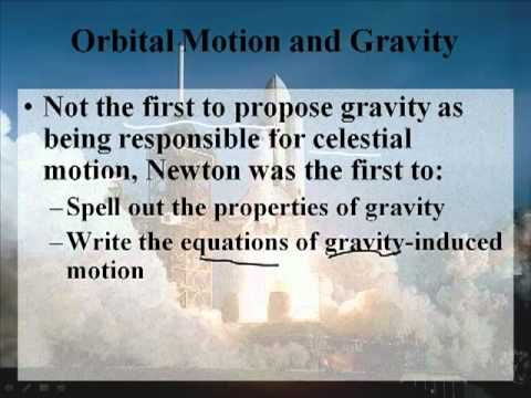 Why Doesn't the Earth crash into the Sun-Gravity and Motion