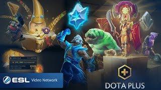 Todo sobre Dota Plus el nuevo sistema de membresía de DOTA2