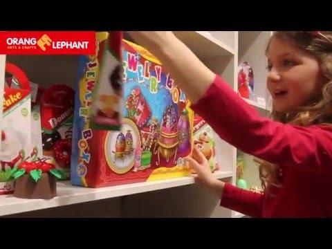 Детские магазины-студии «Оранжевый слон». Выгодный бизнес по франшизе.