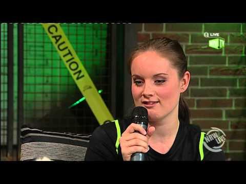 Sissi Löffelad zu Gast beie NRW Live und im Interview