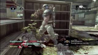 Gears of War 3: MASS EXECUTION (Montage)