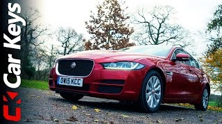 Jaguar XE 2016 review - Car Keys