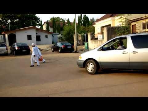 Нигерия. Улица на которой мы живём.