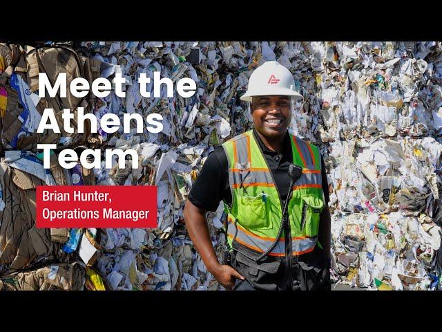 Meet the Athens Team | Brian Hunter