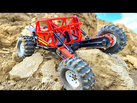 NAGIBATOR - The BEST of RC CAR Action