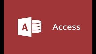 15 Создание базы шаблон в Access