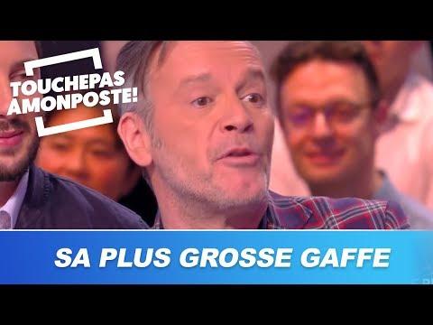 Jean-Michel Maire raconte sa plus grosse gaffe !