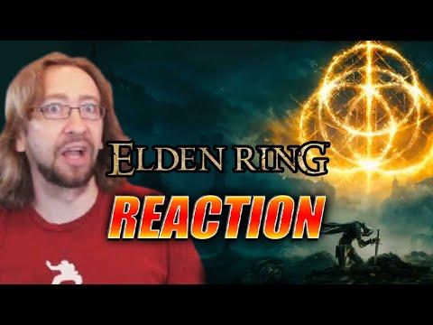 MAX REACTS: Elden Ring - 2021 Gameplay Trailer