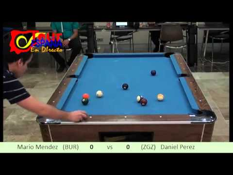 Mario Mendez vs Daniel Perez