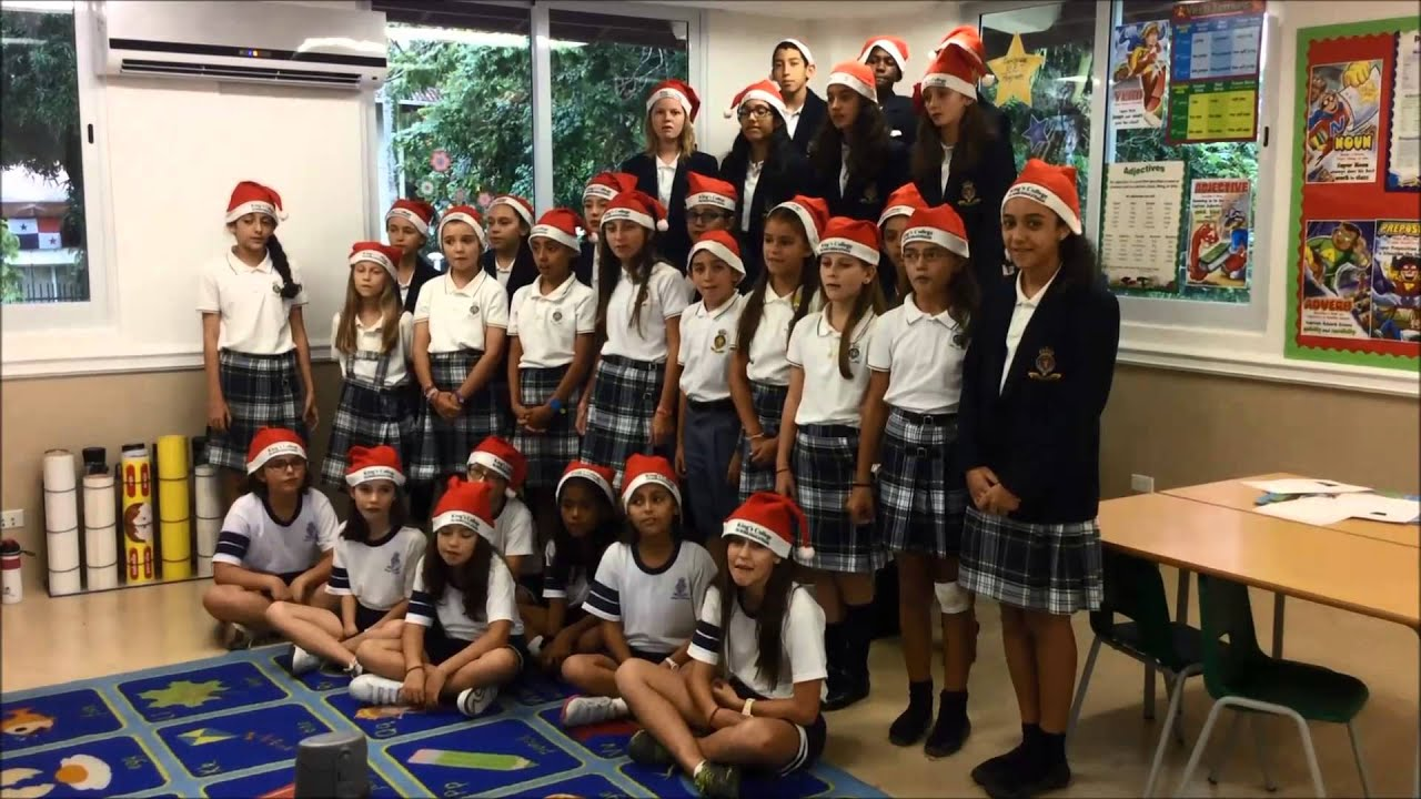 Christmas Carols from King's College Panama