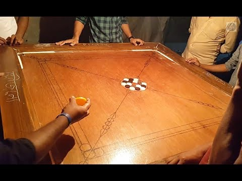 Carrom Board Tournament | Most Funny Game Carrom | Top Funny Games | How to Play Carroms |