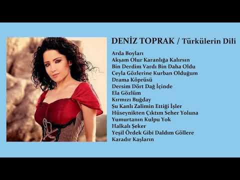 Deniz Toprak - Türkülerin Dili (Full Albüm)
