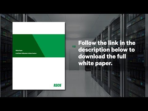 White Paper Video - Load Bank Utilization in Data Centers