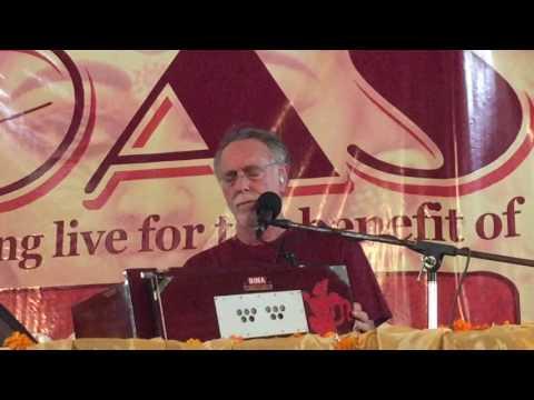 My Foolish Heart/Bhaja Govinda - Krishna Das live in Rishikesh