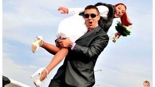 Оригинальный выкуп на свадьбе